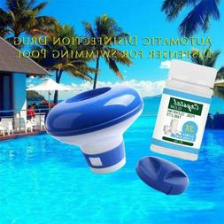100X Pool Cleaning Tablet Concentrate Cleaner Swimming Float