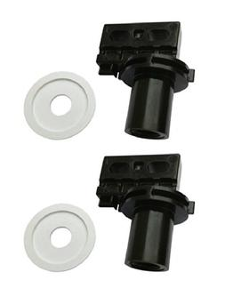 2) Polaris C65 Pool Cleaner 180 280 Washer Replacement Rear