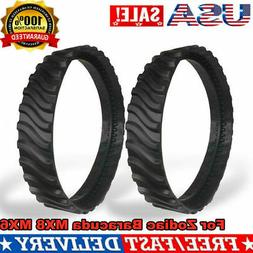 2pcs Tracks Tyres Wheel For Zodiac MX6 MX8 Baracuda R0526100
