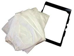 Disposable Filter Bags for SmartPool Scrubber Models Pool C