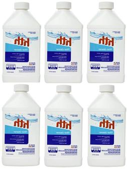 6 ea Arch HTH 67015 32 oz  Fragrance Free Liquid Pool Filter