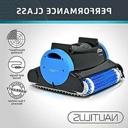 Dolphin Nautilus Automatic Robotic Pool Cleaner with Dual Fi