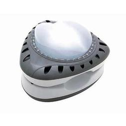 Intex Above Ground Energy Efficient LED Magnetic Swimming Po