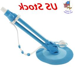 auto swimming pool cleaner with 10pcs durable