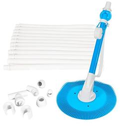 Automatic Inground Above Ground Swimming Pool Cleaner Vacuum