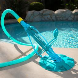 Automatic Pool Vacuum Cleaner In-Ground Above Ground Complet