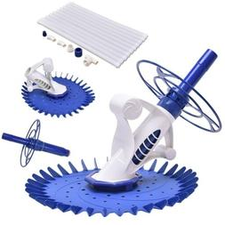 Automatic Swimming Pool Cleaner Inground Above Ground with 1