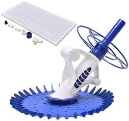 Goplus Automatic Swimming Pool Cleaner Set with 32'6' Hoses
