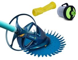 BARACUDA ZODIAC G3 W03000 In-Ground Pool Cleaner w/ Leaf Can