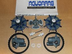 ZODIAC BARACUDA MX8 Complete Overhaul / Tune Up Kit OEM Pool