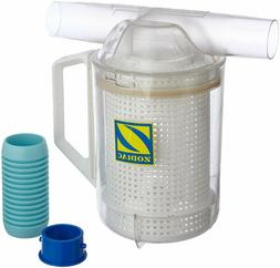 Zodiac Baracuda W26705 In-Line Leaf Canister Eater For Swimm