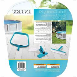 Intex Basic Pool Cleaning Kit Swimming Pool Maintenance Kit,