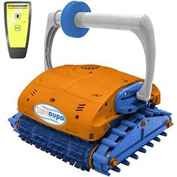 Blue Wave Aquafirst Turbo Robotic Wall Climber Cleaner with
