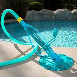 Climb Wall Pool Cleaner Automatic Suction Vacuum Smart Desig