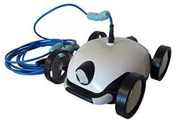 Deluxe Automatic Robotic Floor Cleaner for Above-Ground Swim