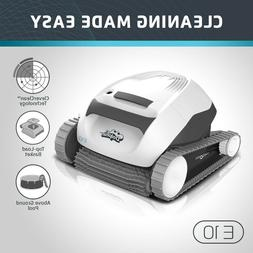 Dolphin E10 Robotic Automatic Pool Cleaner for Above Ground