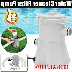 Electric Swimming Pool Filter Pump for Above Ground Paddling