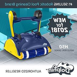 Dolphin H50 Industrial Grade Robotic Pool Cleaner Ideal for