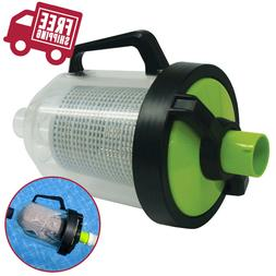 handle swimming pool cleaner filter out leave