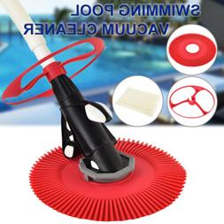 Inground Above Ground Swimming Pool Automatic Cleaner Clean