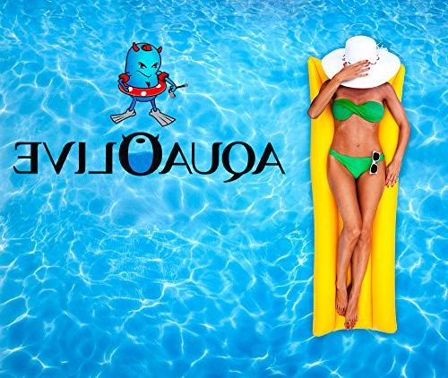 AquaOlive - Pack , Durable All Pool Filter Part K13,K16, Bag with Cross Stitching and Fine Mesh