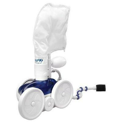 280 pressure side automatic pool cleaner f5