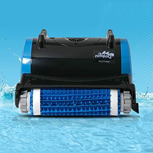 Dolphin Pool Filter Cartridges, Scrubbing Brushes and Swivel Cord, Ideal for Pools up Feet