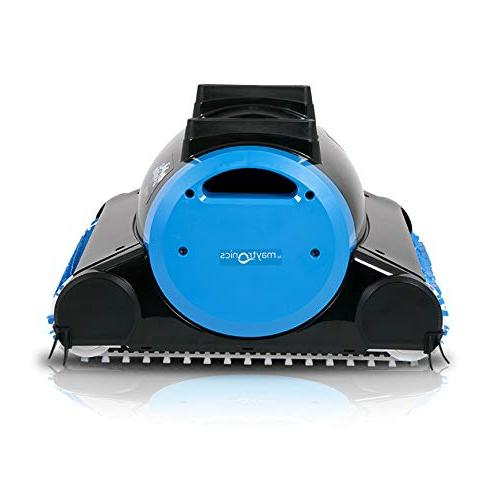 Dolphin Nautilus Automatic Robotic Pool Cleaner with Filter Brushes and Tangle-Free Cord, Pools Feet