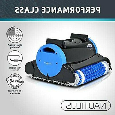 99996323 nautilus robotic pool cleaner