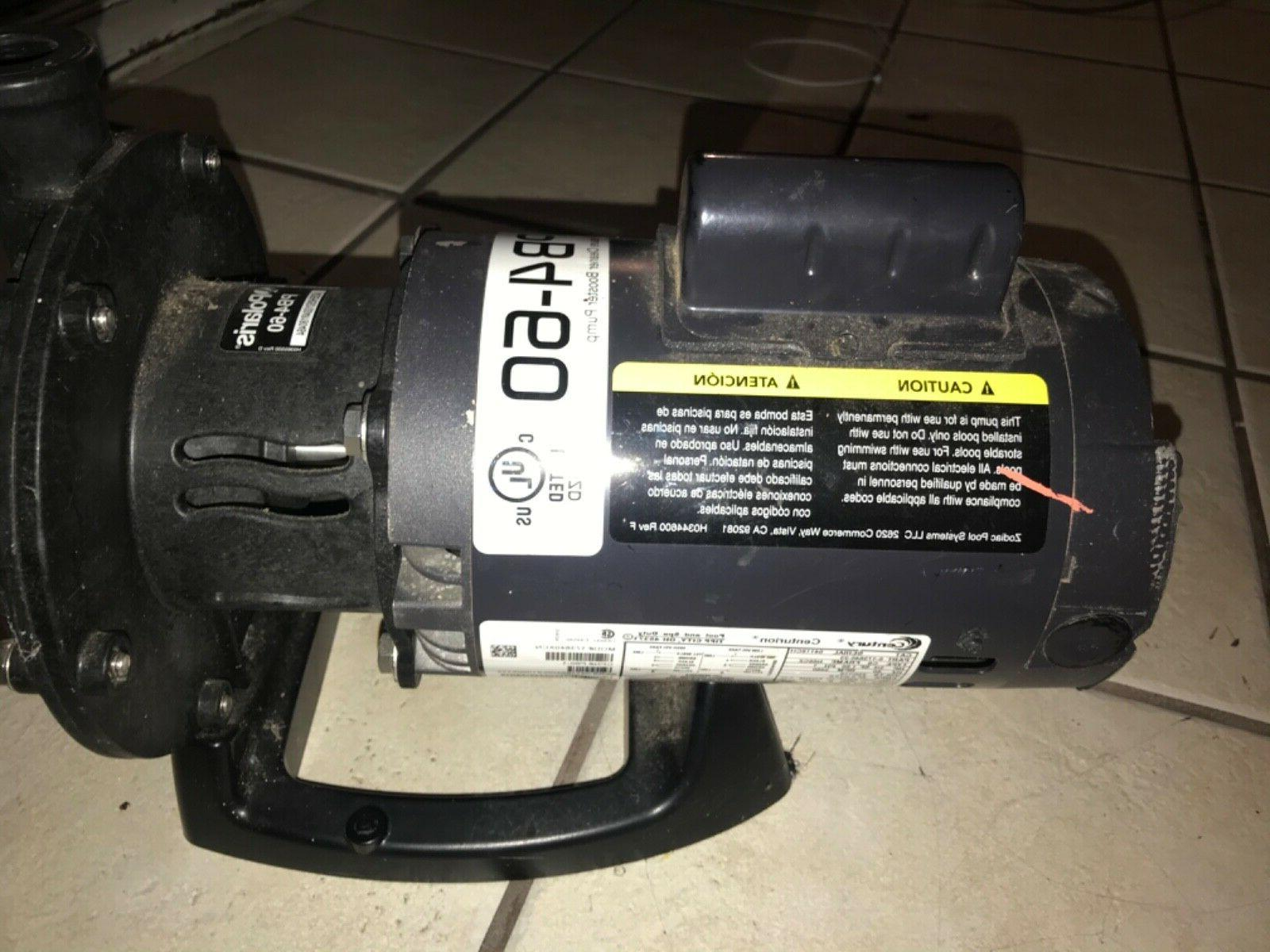 polaris above pool Pressure booster cleaner booster