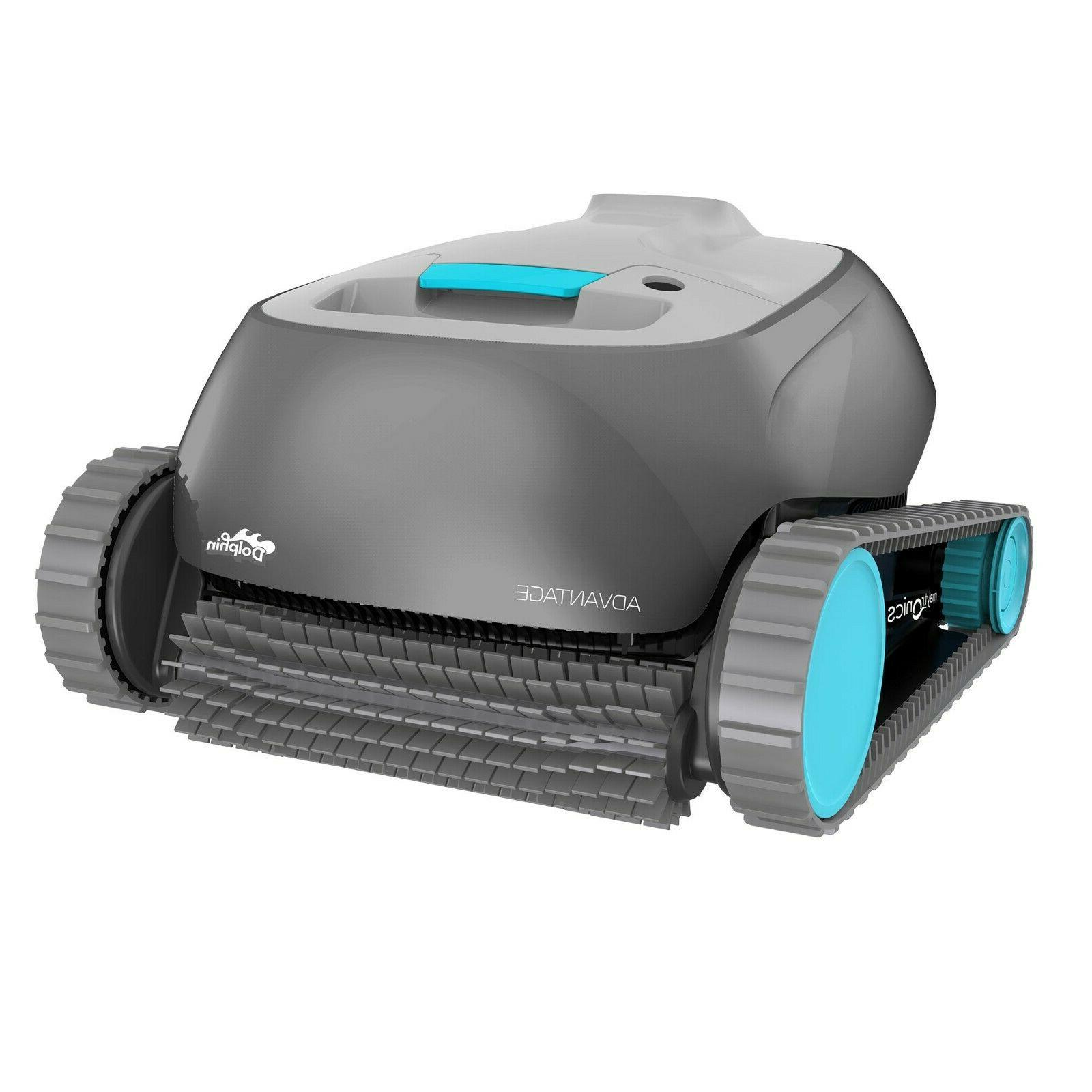 advantage inground robotic swimming pool cleaner