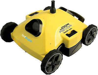 ajet122 pool rover s2 50 robotic cleaner