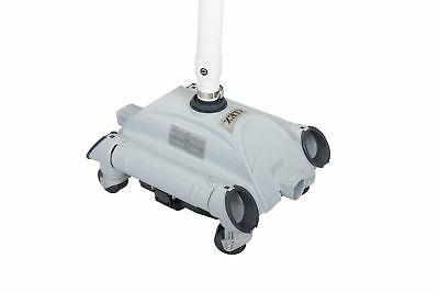auto pool cleaner maintenance vacuum cleaner above