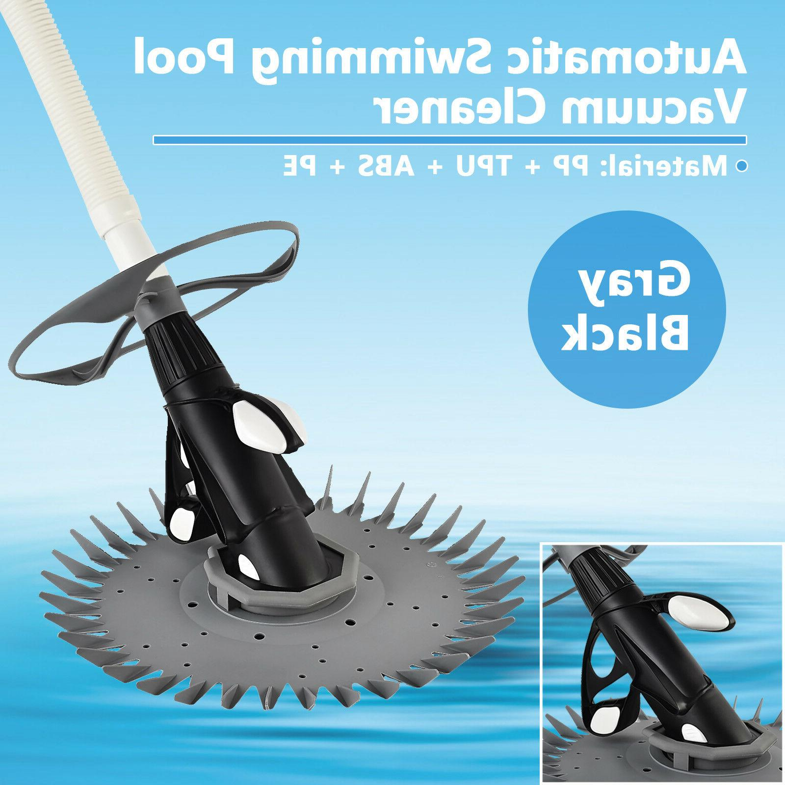 Automatic Suction Side Wall Swimming Cleaner 30ft
