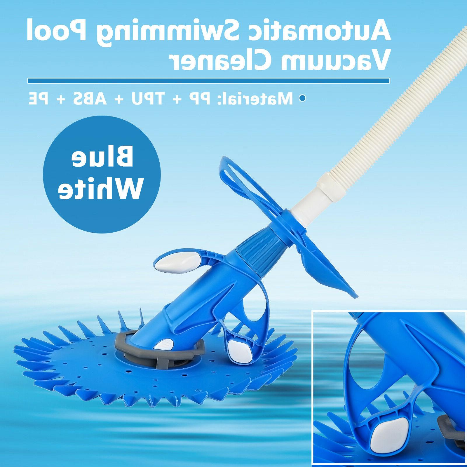 Automatic Suction Wall Pool Cleaner Hose Set