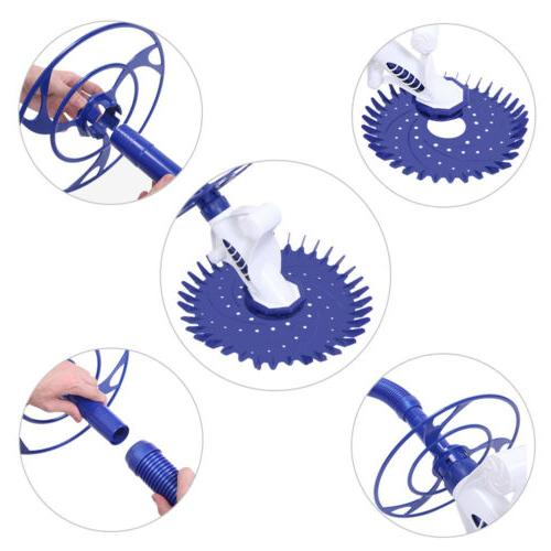 Automatic Swimming Pool Vacuum with