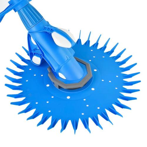 Automatic Swimming Cleaner Inground with