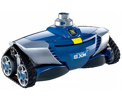 baracuda mx8 in ground robotic automatic swimming