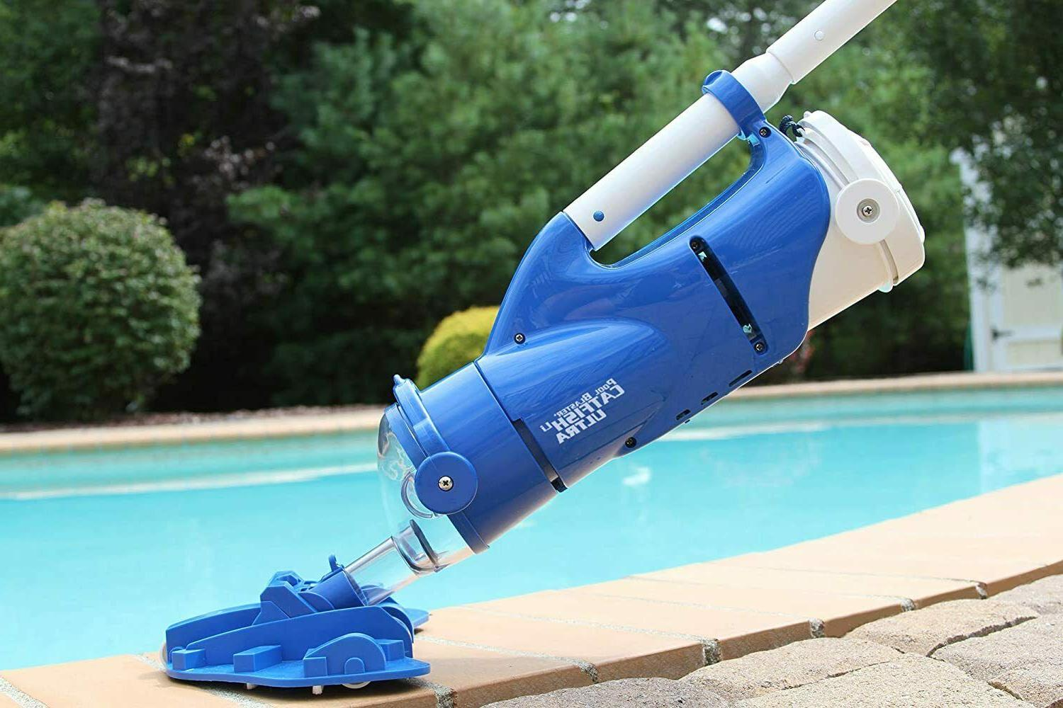 POOL Catfish Rechargeable, Pool-Cleaner