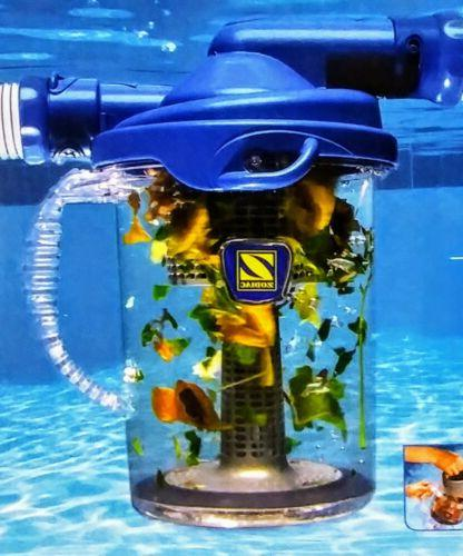 clc500 cyclonic pool cleaner leaf catcher canister