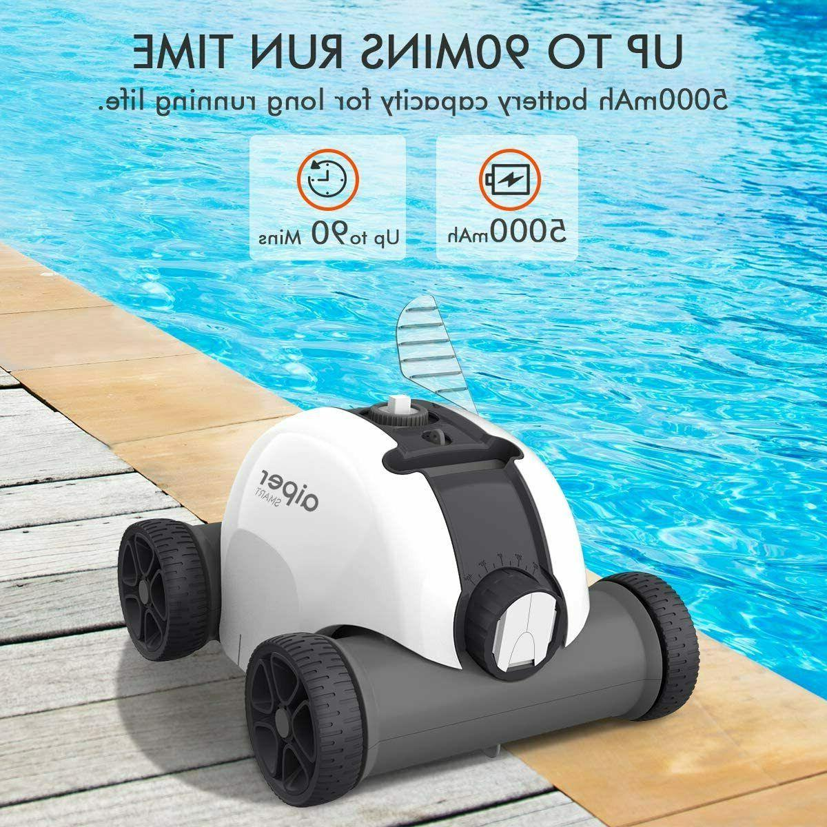 brand new cordless automatic pool cleaner aipury1000