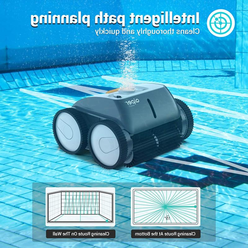 Aiper Smart Robotic Pool Cleaner, Wall-Climbing, Intellig