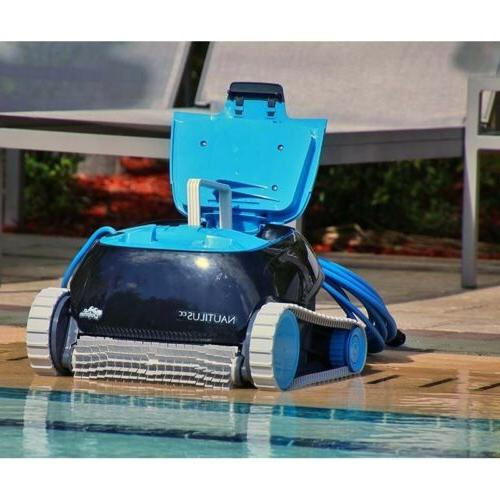 Dolphin CC CleverClean Inground Robotic Pool Cleaner 99996113-US