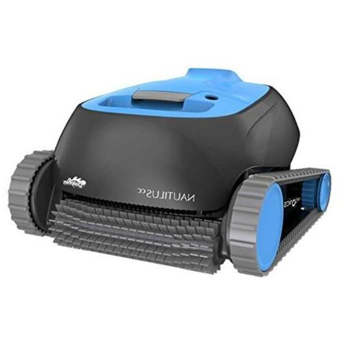 dolphin nautilus cc with cleverclean inground robotic