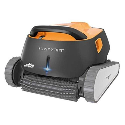 dolphin triton plus pool cleaner