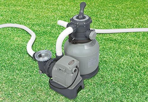 Intex Clear Sand Filter Ground with