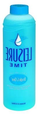 leisure time bright clear clarifier