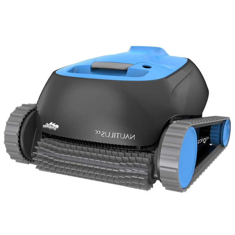 Dolphin Nautilus Pool Cleaner with CleverClean - 2017