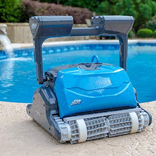 Dolphin Pool 99991079-Z5i, Ideal for Pools to Feet.