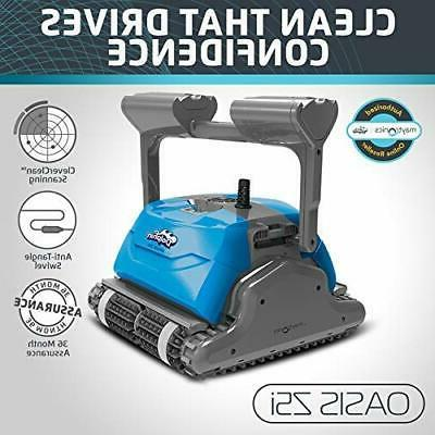 oasis z5i robotic pool cleaner